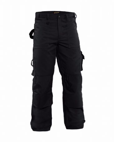 Blaklader 1570  65% Polyester 35% Cotton Trousers (Black)